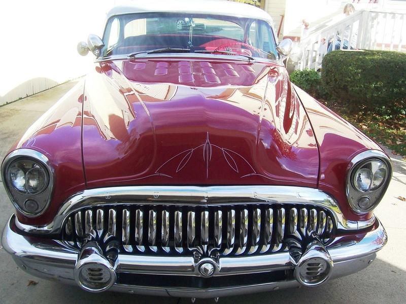 Buick 1950 -  1954 custom and mild custom galerie - Page 8 439