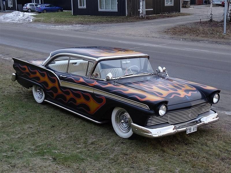 Ford 1957 & 1958 custom & mild custom  - Page 7 44257910