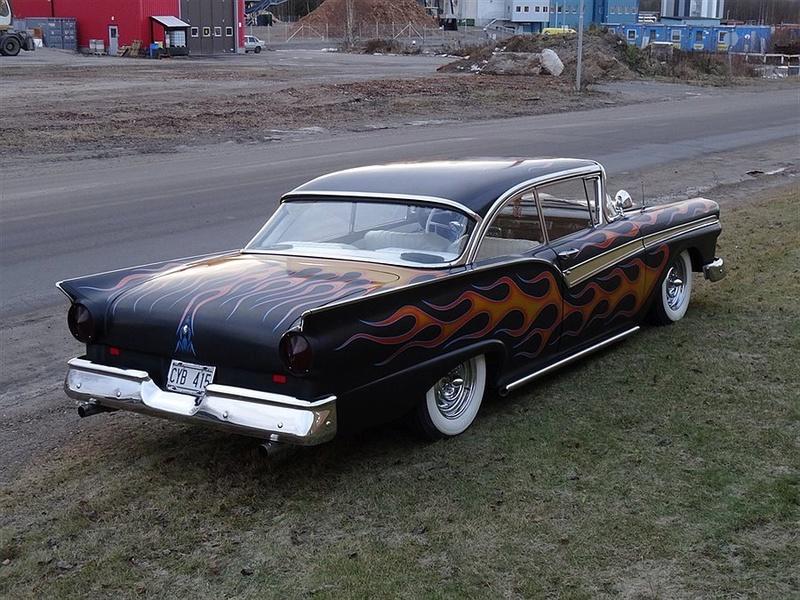 Ford 1957 & 1958 custom & mild custom  - Page 7 44382810