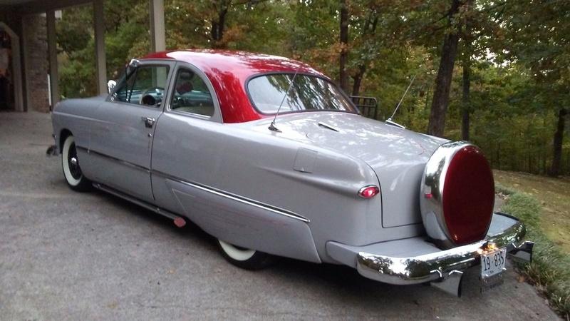 Ford 1949 - 50 - 51 (shoebox) custom & mild custom galerie - Page 24 453