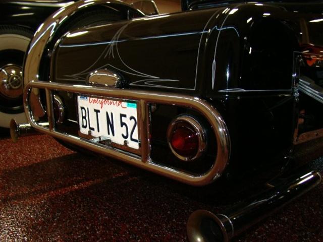 """1927 FORD MODEL T - THE ORIGINAL """"BLACK WIDOW"""" - Wally Olson - Bill Scott 4612"""