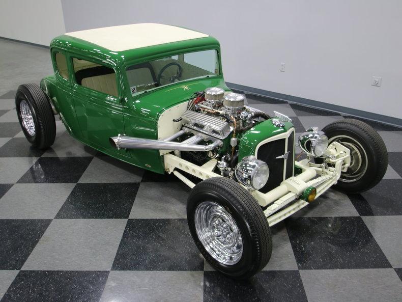 1932 Chevrolet 5 Window Coupe  - Ben Smithson 47998110
