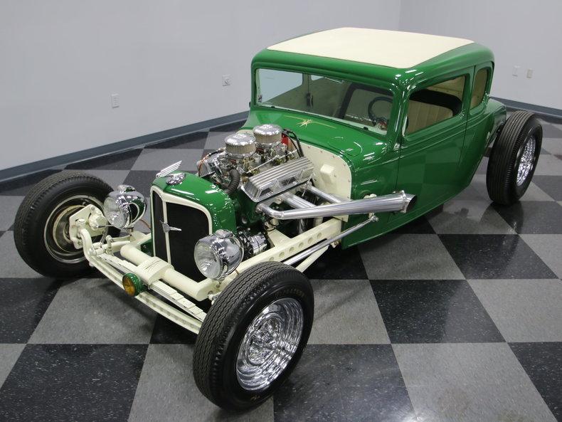 1932 Chevrolet 5 Window Coupe  - Ben Smithson 47999710