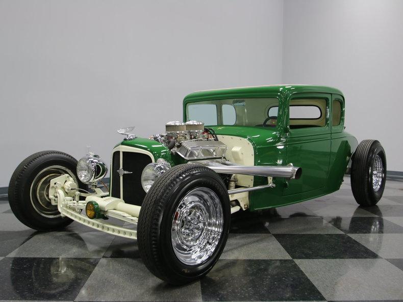 1932 Chevrolet 5 Window Coupe  - Ben Smithson 48000010