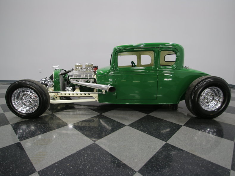 1932 Chevrolet 5 Window Coupe  - Ben Smithson 48000510