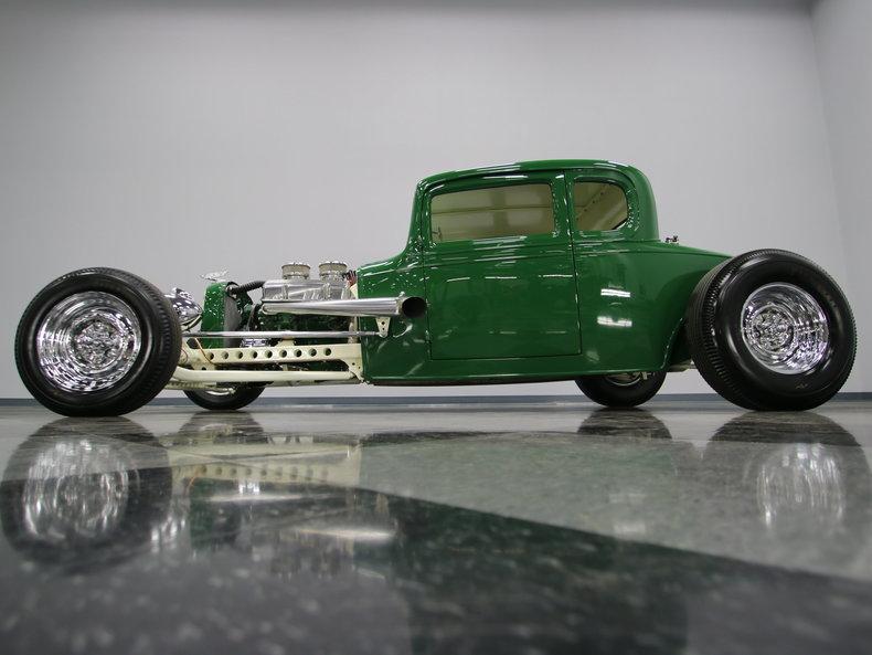 1932 Chevrolet 5 Window Coupe  - Ben Smithson 48000610