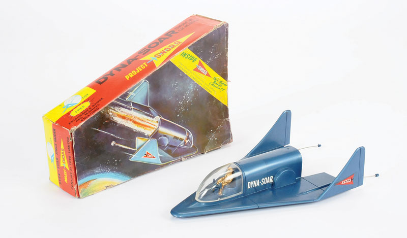 Century 21 Toys Gerry Anderson's Project Sword - Space age - Spaceship - Hong Kong 5206_l10