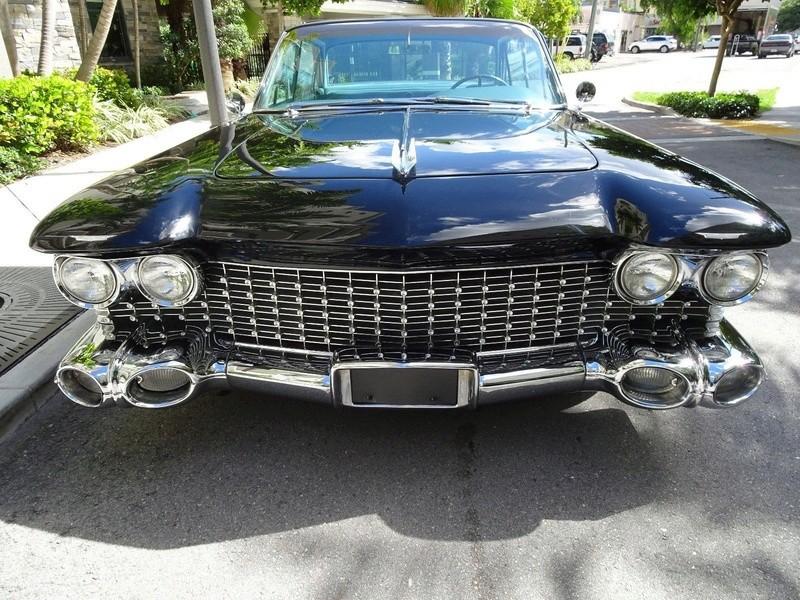 1959 Cadillac Fleetwood Brougham 526