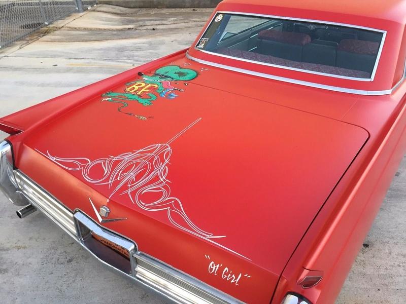 Cadillac 1961 - 1968 Custom & mild custom - Page 4 531