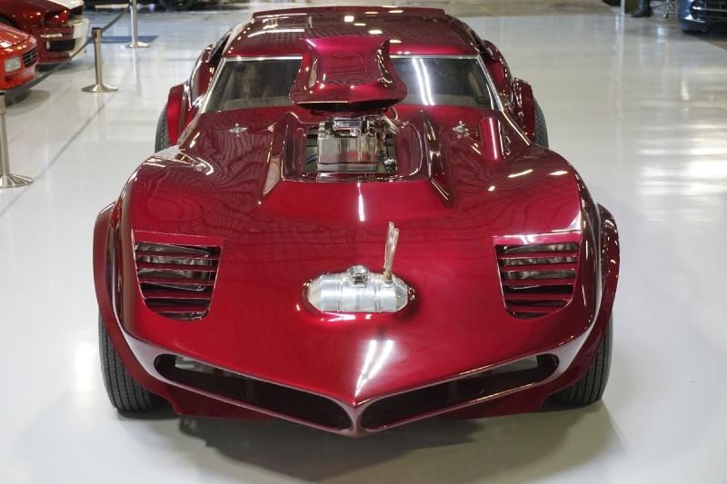 1968 Chevrolet Corvette Roman Chariot 532