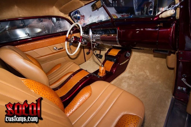 1950 Mercury - Ruby - Street Rods By Mike 537