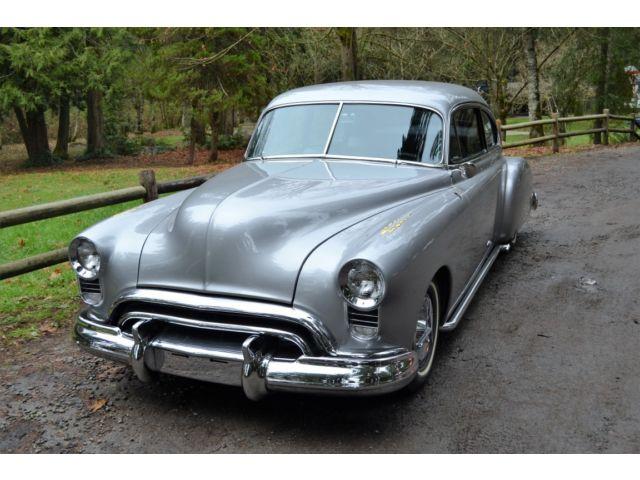 Oldsmobile 1948 - 1954 custom & mild custom - Page 7 540