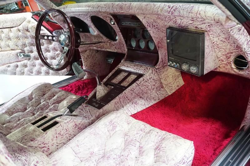 1968 Chevrolet Corvette Roman Chariot 5g_80010