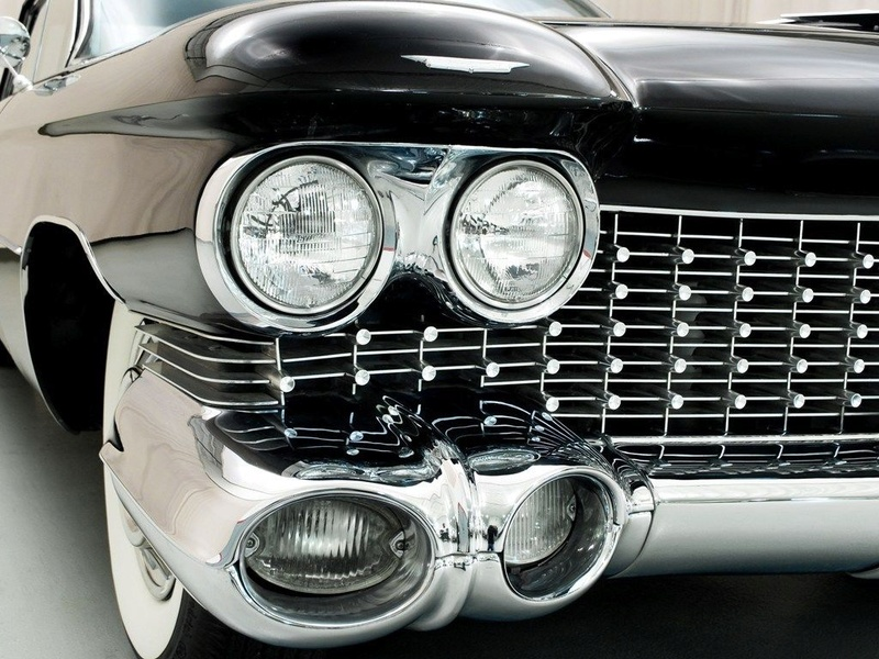 1959 Cadillac Fleetwood Brougham 625