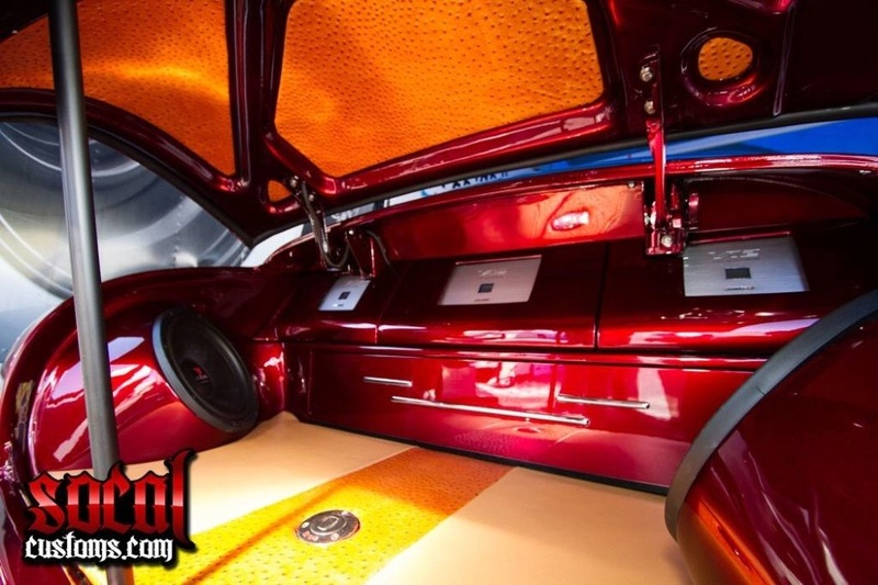 1950 Mercury - Ruby - Street Rods By Mike 636