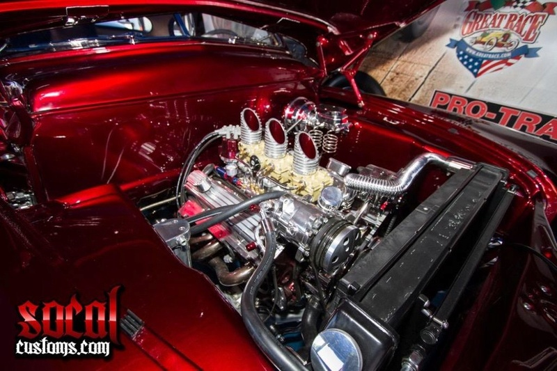 1950 Mercury - Ruby - Street Rods By Mike 735