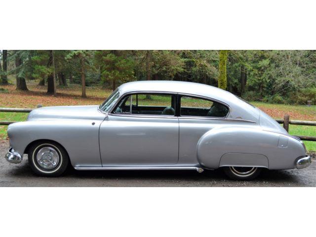 Oldsmobile 1948 - 1954 custom & mild custom - Page 7 737