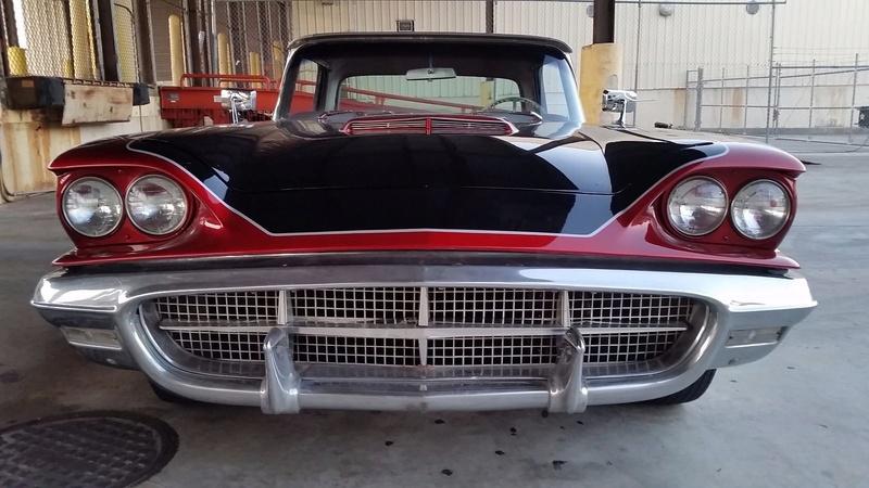 Ford Thunderbird 1958 - 1960 custom & mild custom - Page 3 825