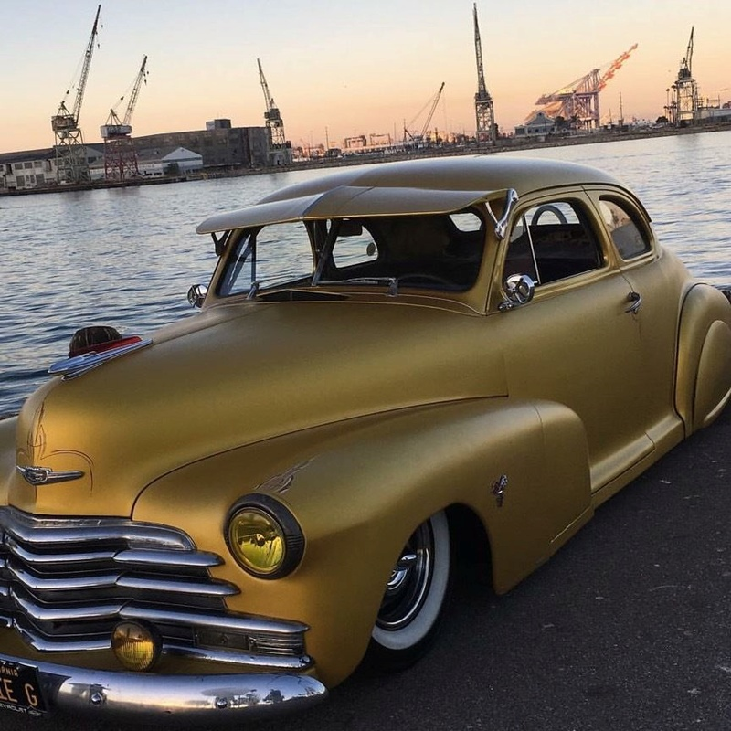 Chevrolet 1946 - 48 custom & mild custom - Page 2 826