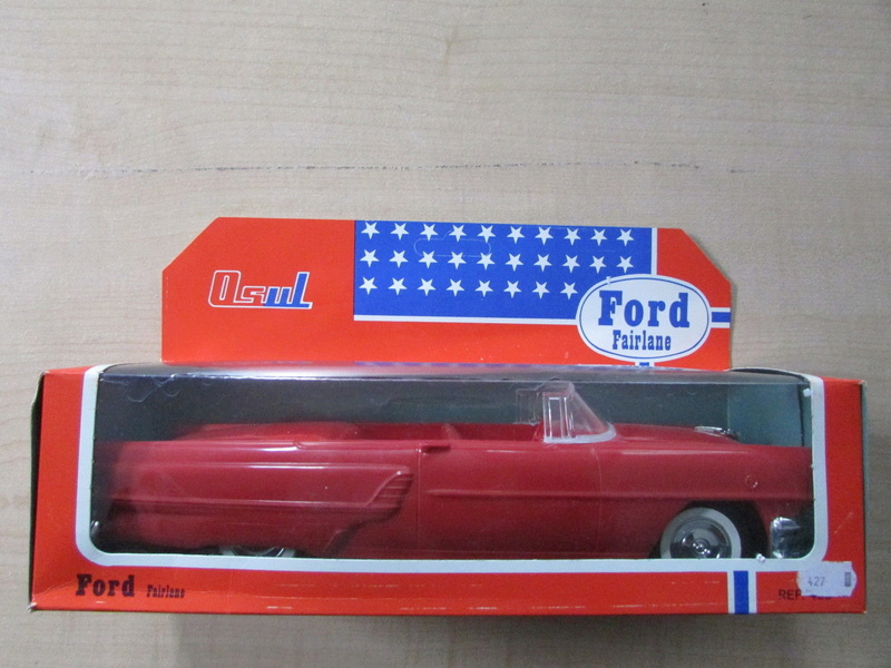 1955 Mercury Montclair OSUL 1960's Portugal plastic toys 829