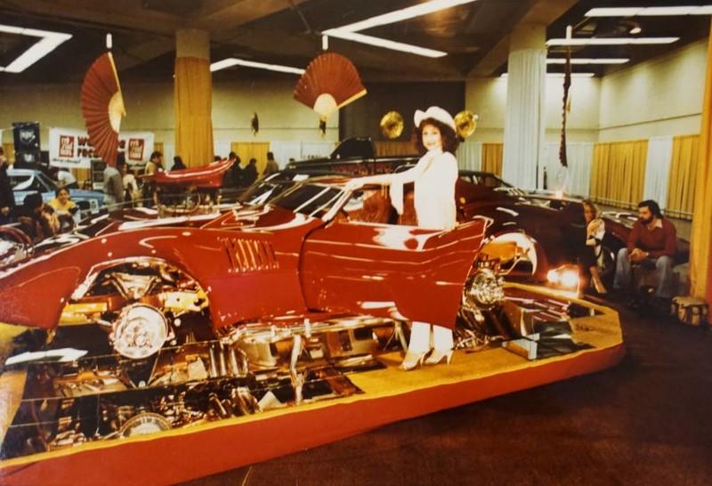 1968 Chevrolet Corvette Roman Chariot 924