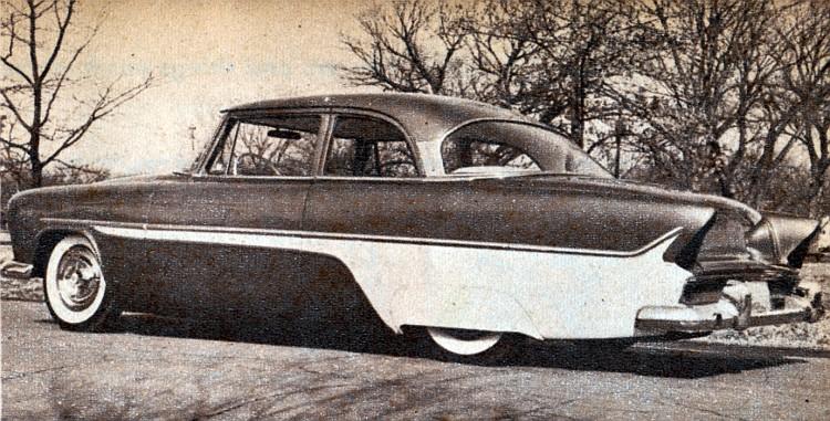 Plymouth & Desoto diplomat 1955 - 1956 custom & mild custom - Page 2 955_pl12