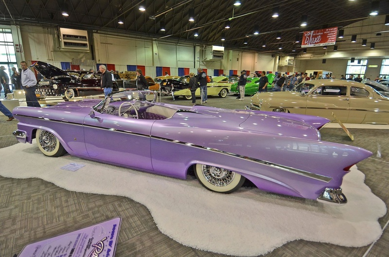 Grand National Roadster Show (GNRS) 2017 96795310