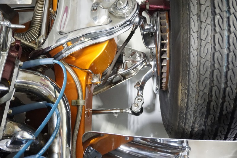 1968 Chevrolet Corvette Roman Chariot Aa_80010