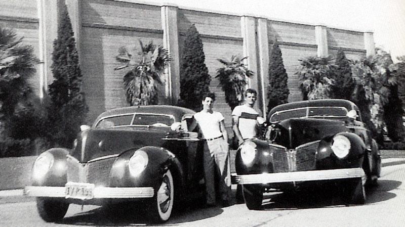 1940 Mercury -  Johnny Zaro - Barris Kustoms -  Kurt McCormick Al-and10