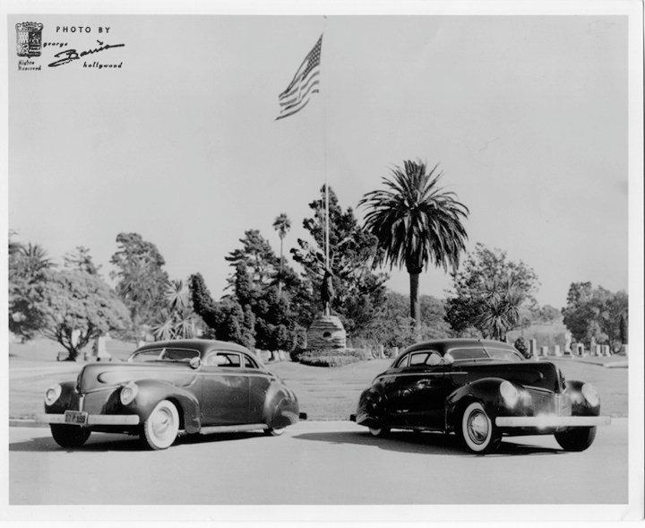 1940 Mercury -  Johnny Zaro - Barris Kustoms -  Kurt McCormick Andril10
