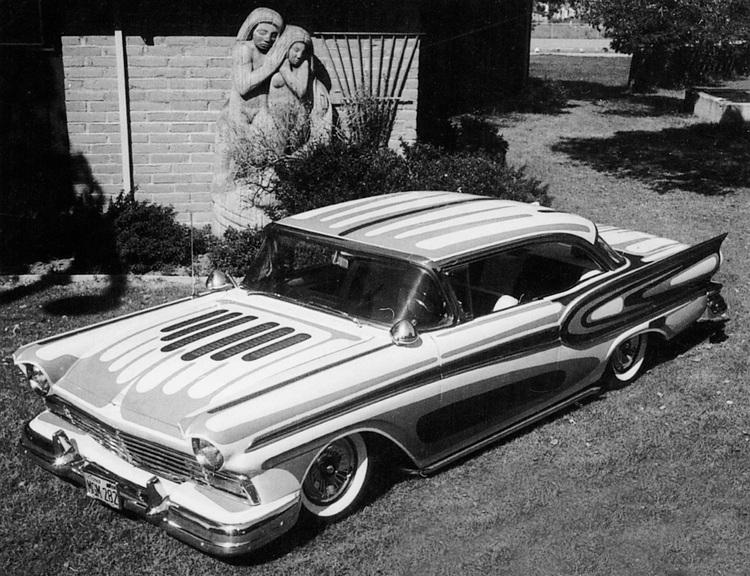 Ford 1957 & 1958 custom & mild custom  - Page 7 Archib10