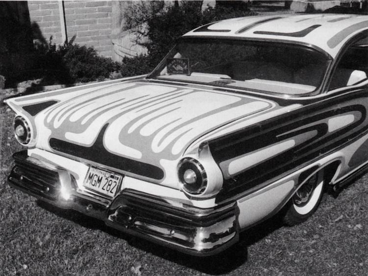 Ford 1957 & 1958 custom & mild custom  - Page 7 Archib12