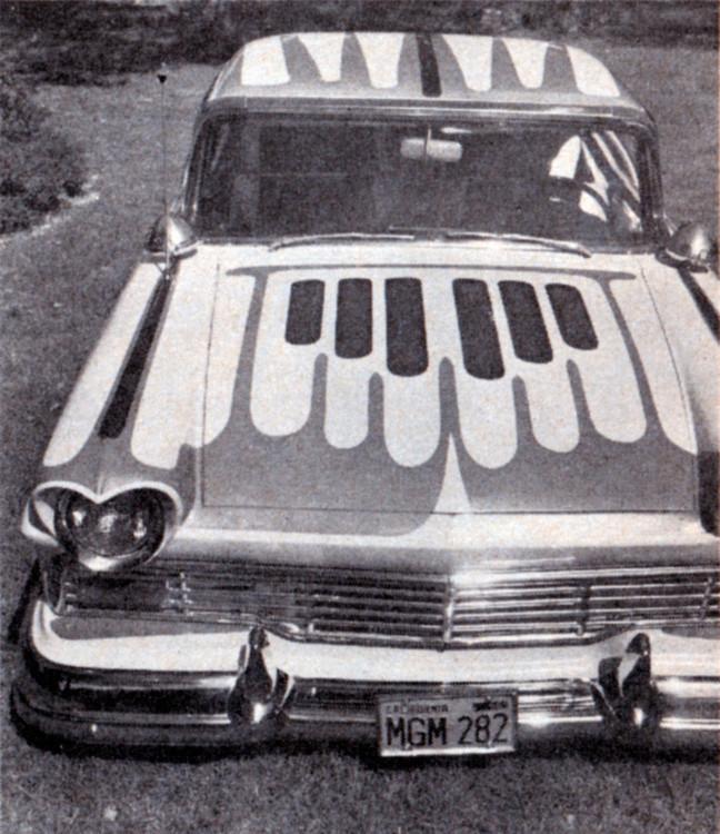 Ford 1957 & 1958 custom & mild custom  - Page 7 Archib13