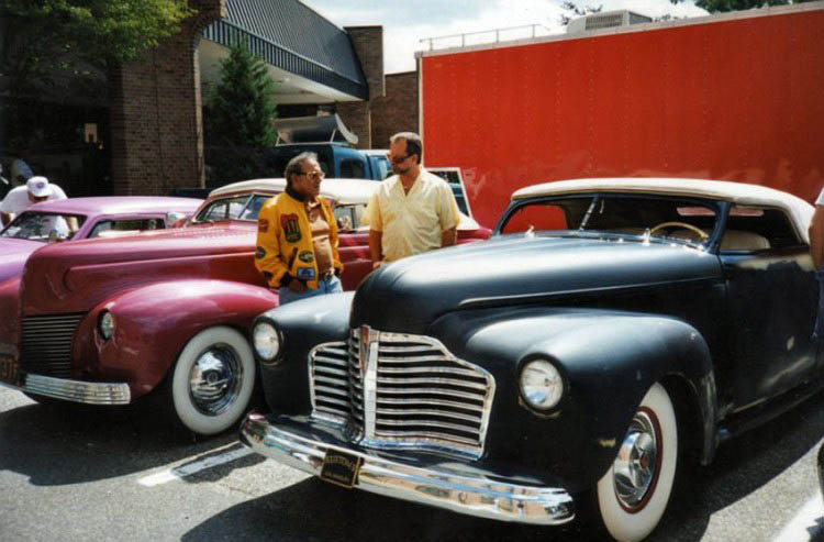 1941 Buick - Herb Ogden  -  Tony and Joe Pisano - Barris Kustoms - Kurt McCormick Barry-10