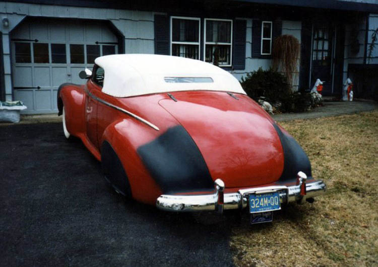 1941 Buick - Herb Ogden  -  Tony and Joe Pisano - Barris Kustoms - Kurt McCormick Barry-11