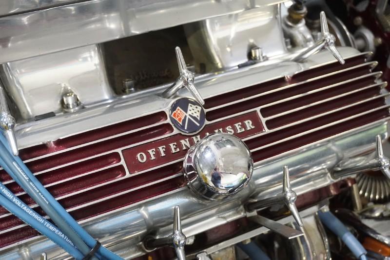 1968 Chevrolet Corvette Roman Chariot Cq_80010