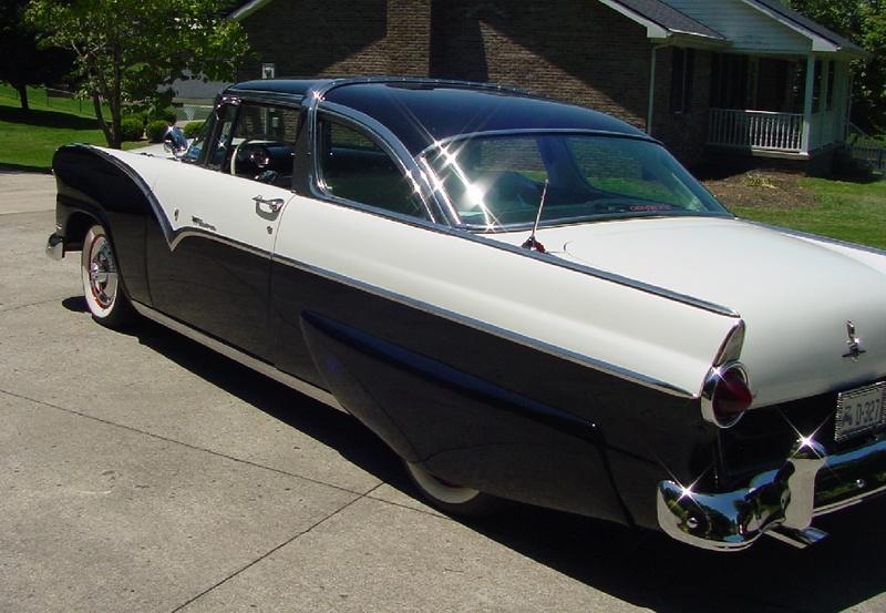 Ford 1955 - 1956 custom & mild custom - Page 6 Dsc02613