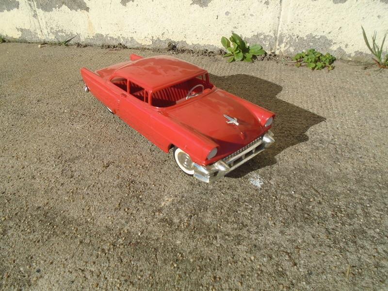 1955 Mercury Montclair OSUL 1960's Portugal plastic toys Dsc05634