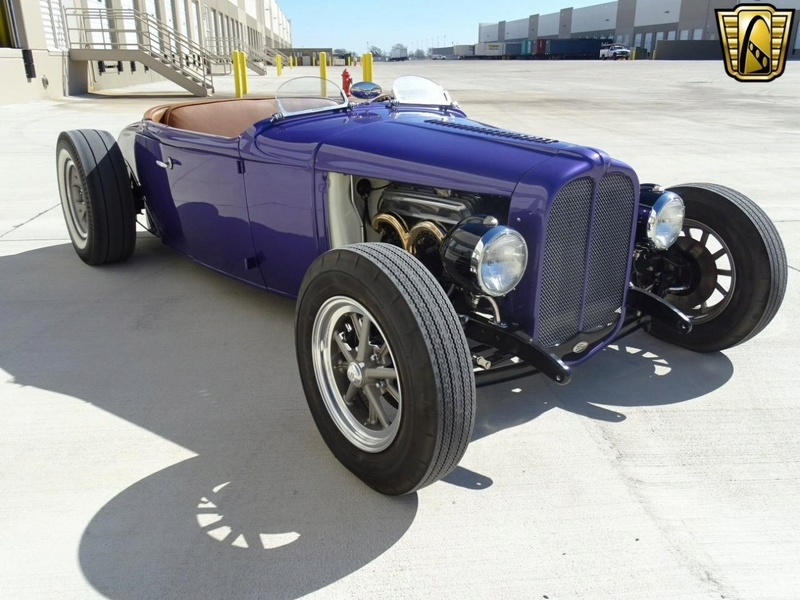 1931 Ford Model A Roadster - Bear Metal Kustoms  Gccdfw14