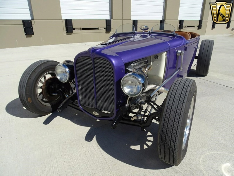 1931 Ford Model A Roadster - Bear Metal Kustoms  Gccdfw15