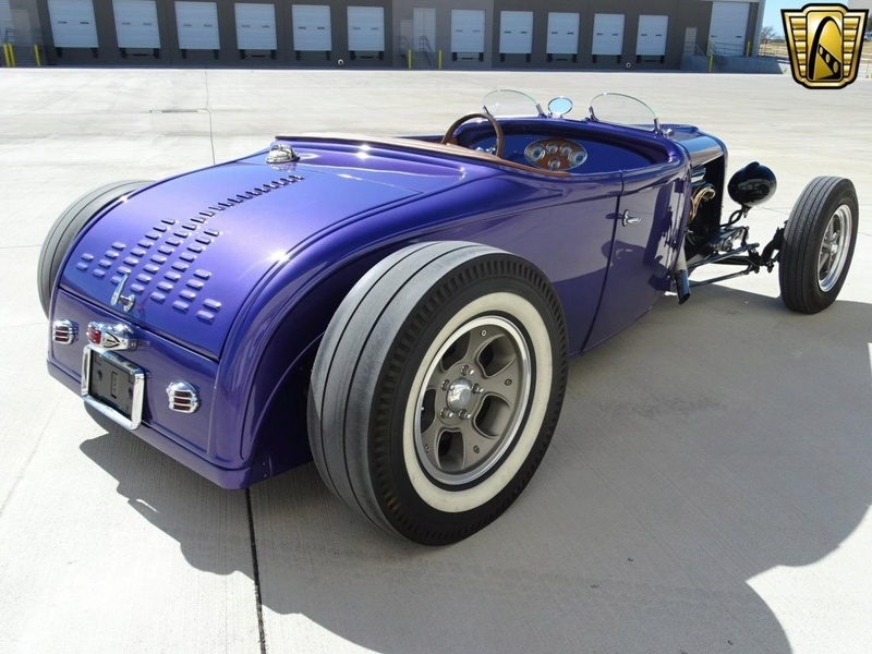1931 Ford Model A Roadster - Bear Metal Kustoms  Gccdfw20