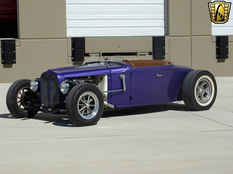 1931 Ford Model A Roadster - Bear Metal Kustoms  Gccdfw22