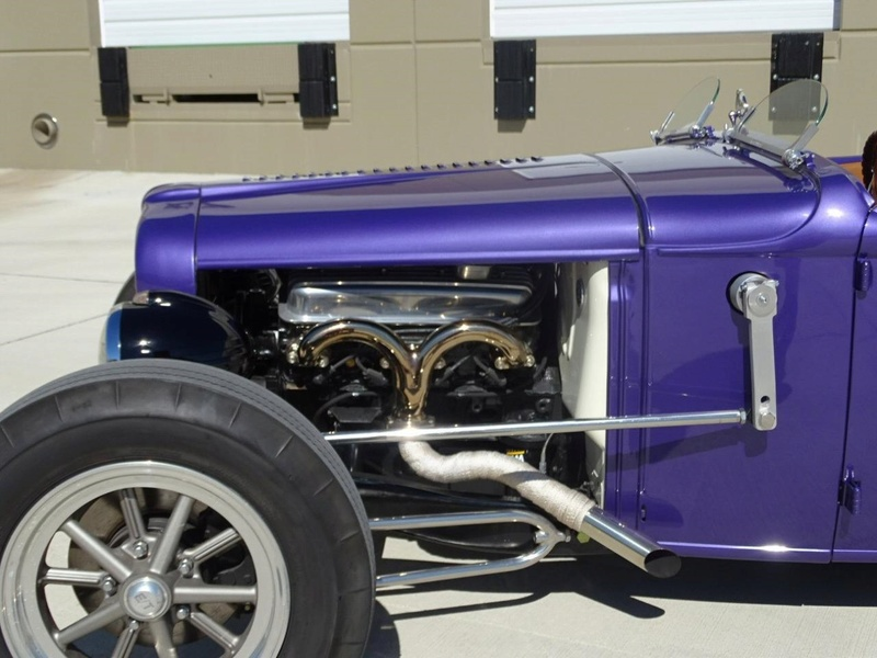 1931 Ford Model A Roadster - Bear Metal Kustoms  Gccdfw23