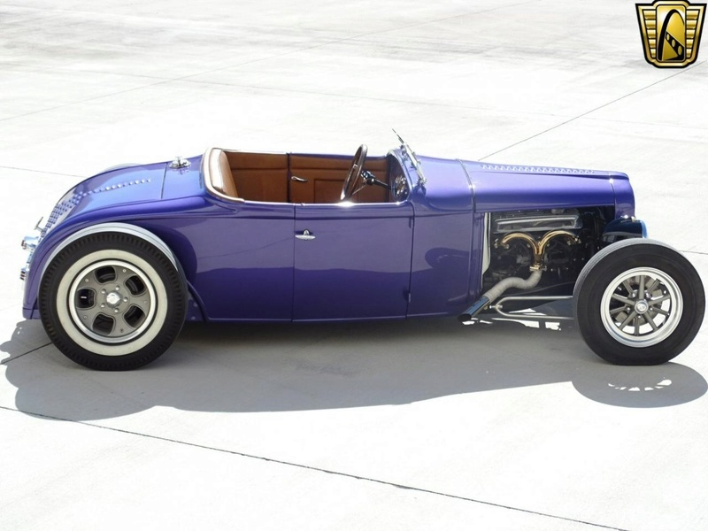 1931 Ford Model A Roadster - Bear Metal Kustoms  Gccdfw24