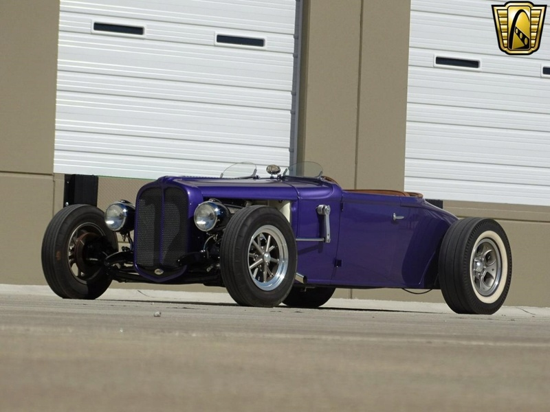 1931 Ford Model A Roadster - Bear Metal Kustoms  Gccdfw25