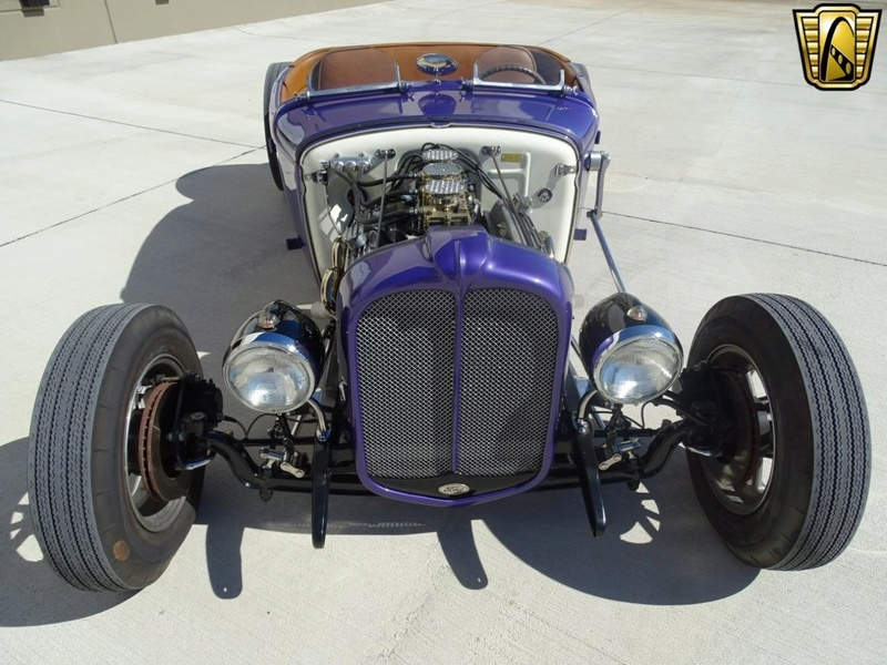 1931 Ford Model A Roadster - Bear Metal Kustoms  Gccdfw31