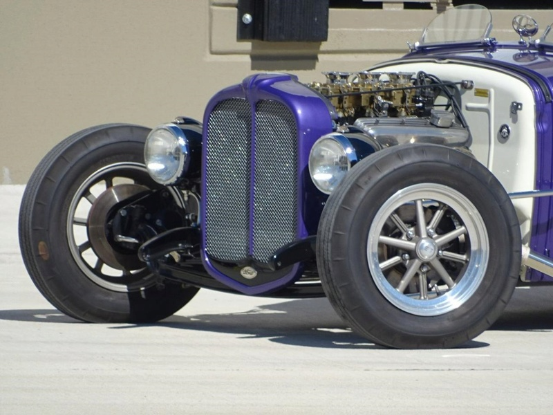 1931 Ford Model A Roadster - Bear Metal Kustoms  Gccdfw32