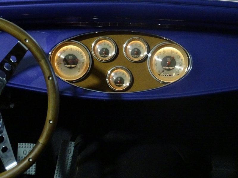 1931 Ford Model A Roadster - Bear Metal Kustoms  Gccdfw34
