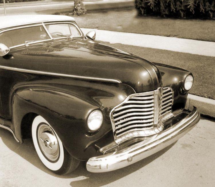 1941 Buick - Herb Ogden  -  Tony and Joe Pisano - Barris Kustoms - Kurt McCormick Herb-o10