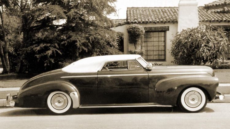 1941 Buick - Herb Ogden  -  Tony and Joe Pisano - Barris Kustoms - Kurt McCormick Herb-o11
